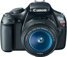 Canon EOS Rebel T3 12.2 MP CMOS Digital SLR with 18-55mm IS II Lens