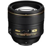 Nikon 85mm f/1.4 G AF-S Nikkor Lens - Factory Refurbished includes Full 1 Year Warranty